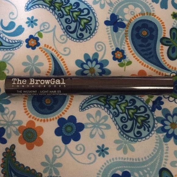 Tonya Crooks Other - Tinted eyebrow gel